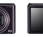 """Samsung WB850N WiFi """"Smart Camera"""" With 21x Zoom Lens"""