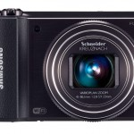 Samsung WB850F Travel Zoom Camera - Front
