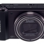 Samsung WB850F - Top Front