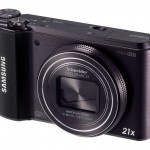 Samsung WB850F - Top Right