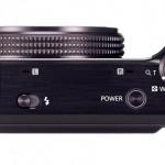 Samsung WB850F - Top