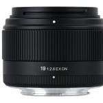 Sigma 19mm f/2.8 EX DN Lens For Micro Four Thirds & Sony NEX Cameras