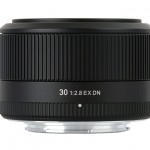 Sigma 30mm f/2.8 EX DN Micro Four Thirds & Sony NEX Camera Lens