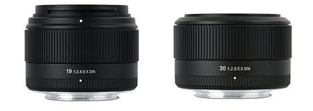 New Sigma 19mm and 30mm Digital Neo Compact System Camera Lenses
