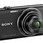 Sony Cybershot WX50 - Black - Left Front