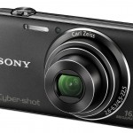 Sony Cybershot WX50 - Black - Right Front