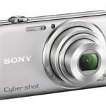 Sony Cybershot WX50 - Left Angle