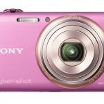 Sony Cybershot WX70 - Pink