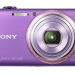 Sony Cybershot WX70 - Violet