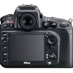 Nikon D800 - 3.2-inch LCD Display & Rear Controls