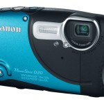 Canon PowerShot D20 - Rugged, Waterproof Camera