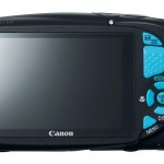 Canon PowerShot D20 Waterproof Camera - 3-Inch LCD Display