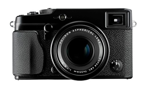 Fujifilm X-Pro1 - Most Exciting Camera Of 2012?