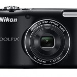 Nikon Coolpix L26 - Front