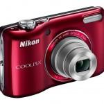 Nikon Coolpix L26 - Red