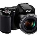 Nikon Coolpix L810 Superzoom Camera - Black
