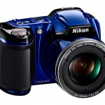 Nikon Coolpix L810 Superzoom Camera - Left Front