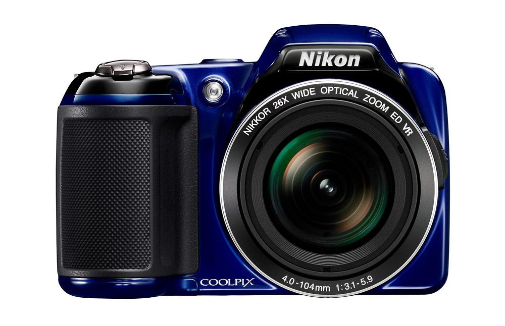Nikon Coolpix L810 Superzoom Camera