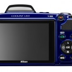 Nikon Coolpix L810 Superzoom Camera - Rear LCD Display
