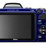 Nikon Coolpix L810 Superzoom Camera - Rear LCD Display