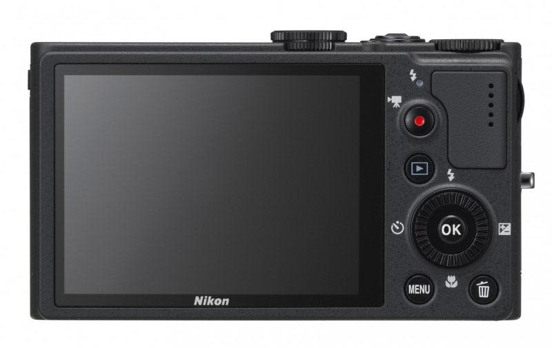 Nikon Coolpix P310 - Rear LCD Display & Controls