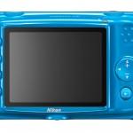 Nikon Coolpix S30 Waterproof Digital Camera - LCD Display