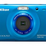 Nikon Coolpix S30 Waterproof Digital Camera