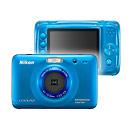 Nikon Announces Coolpix S30 Affordable Waterproof Camera