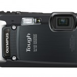 Olympus TG-820 iHS Tough Camera - Black
