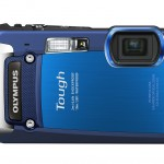 Olympus TG-820 iHS Tough Camera - Blue