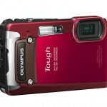 Olympus TG-820 iHS Tough Camera - Left Front