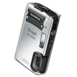 Olympus TG-820 iHS Tough Camera - Silver