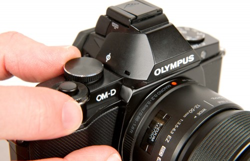 The New Olympus OM-D E-M5 Micro Four Thirds Camera