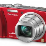 Panasonic Lumix ZS20 Pocket Superzoom Camera With 20x Zoom Lens