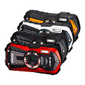 Pentax Optio WG-2 GPS Rugged Outdoor Camera And Chest Harness For POV Action!