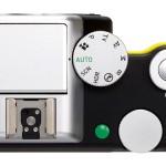 Pentax K-01 - Top & Controls