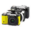 Pentax K-01 Mirrorless Camera – 16MP APS-C Sensor And Boutique Design