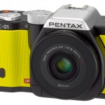 Pentax K-01 With New 40mm f/2.8 Prime Lens