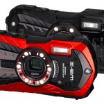 Pentax Optio WG-2 - Red & Black