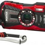 Pentax Optio WG-2 Rugged Waterproof Digital Camera