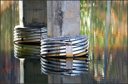 Bridge Feet - by arne saknussen