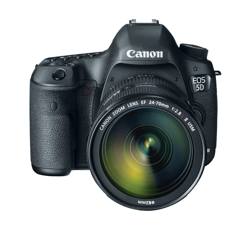 Canon EOS 5D Mark III With 24-70mm f/2.8L II Lens