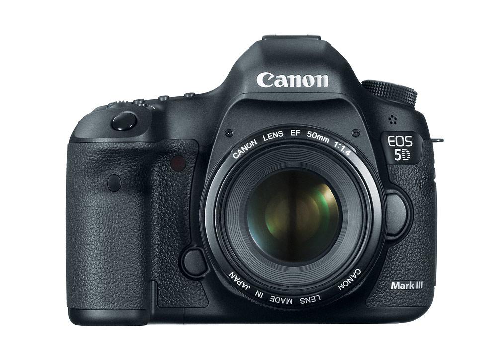 Canon EOS 5D Mark III Full Frame Digital SLR