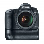 Canon EOS 5D Mark III With New BG-E11 Battery Grip