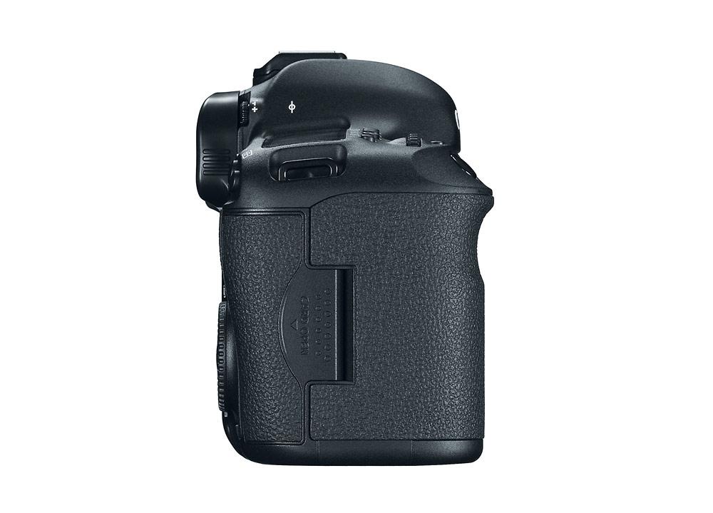 Canon EOS 5D Mark III Right Side Grip & Memory Card Door