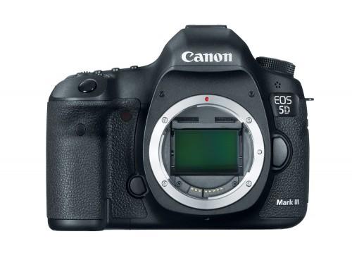 Canon EOS 5D Mark III - New 22.3-Megapixel CMOS Sensor