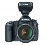 Canon EOS 5D Mark III With New ST-E3-RT Radio Flash Transmitter