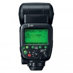 Canon Speedlite 600EX-RT Flash - LCD & Controls