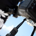 Custom SLR C-Loop Camera Strap Mount On DSLR