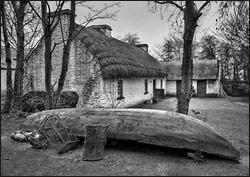 Irish Fishing Village - by llewpics